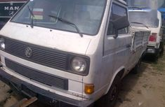 Well maintained white 2000 Volkswagen Caravelle manual for sale at price ₦1,390,000