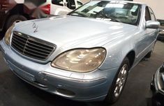 Authentic used 2001 Mercedes-Benz S-Class at mileage 109,860 for sale