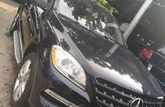Sell high quality 2012 Mercedes-Benz ML350 automatic in Lagos