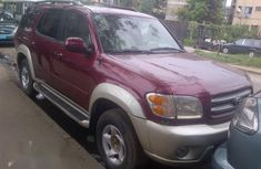 Used 2004 Toyota Sequoia automatic car at attractive price
