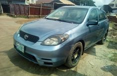 Toyota Matrix 2003 Gray for sale