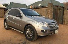 Sell high quality 2007 Mercedes-Benz M-Class in Kaduna