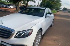 Sell well kept 2017 Mercedes-Benz E300 in Kaduna