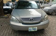 Lexus RX 2005 330 4WD Green for sale