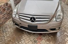 Brown 2008 Mercedes-Benz R-Class automatic at mileage 109,000 for sale in Lagos