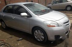 Sell grey/silver 2007 Toyota Yaris automatic at cheap price