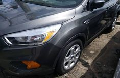 Used grey 2017 Ford Escape suv automatic for sale