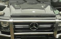 Sell used black 2014 Mercedes-Benz G-Class automatic at price ₦137,000,000