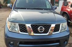 Well maintained 2006 Nissan Pathfinder automatic for sale at price ₦1,200,000
