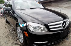 Selling 2010 Mercedes-Benz C350 automatic at price ₦3,800,000 in Lagos