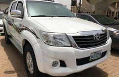 Clean 2015 Toyota Hilux pickup automatic for sale