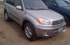 Gold 2003 Toyota RAV4 automatic for sale in Lagos