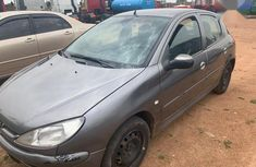 Sell well kept 2004 Peugeot 206 automatic at price ₦790,000