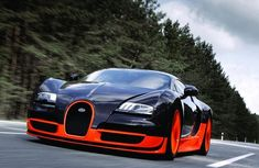 Nigerian reactions to the N1 billion Bugatti Veyron sighted in Abuja