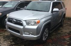 Used 2012 Toyota 4-Runner suv automatic for sale in Lagos