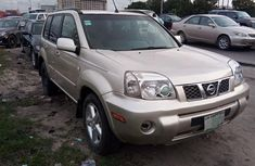 Sell grey 2006 Nissan X-Trail automatic at price ₦750,000 in Lagos