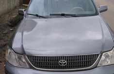 Sell grey 2002 Toyota Avalon at mileage 100,000 in Owerri at cheap price