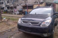 Grey 2010 Hyundai Veracruz suv automatic for sale at price ₦3,300,000