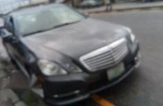 Sell cheap black 2011 Mercedes-Benz E350 at mileage 39,539 in Warri
