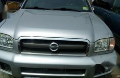 Used grey/silver 2002 Nissan Pathfinder automatic for sale in Warri