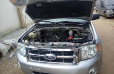 Ford Escape 2011 Silver for sale