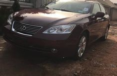 Sell red 2008 Lexus ES automatic at cheap price