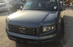 Sell super clean blue 2007 Honda Ridgeline automatic