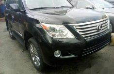 Sell used black 2012 Lexus LX at mileage 52,312