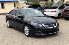 Need to sell high quality black 2015 Honda Accord sedan automatic