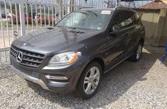 Sell 2012 Mercedes-Benz ML350 at mileage 0 in Lagos