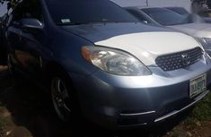 Sell cheap blue 2004 Toyota Matrix automatic in Kaduna