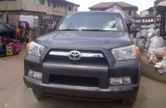Toyota 4-Runner 2012 Gray color for sale