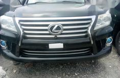 Used 2016 Lexus LX car automatic at attractive price in Lagos