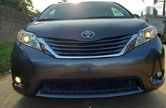 Toyota Sienna 2012 XLE 8 Passenger Gray for sale