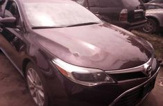 Used red 2013 Toyota Avalon automatic for sale
