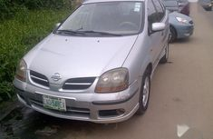Very sharp neat used 2003 Nissan Almera manual for sale in Lagos