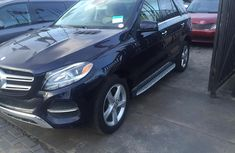 Neatly used 2016 Mercedes-Benz GLE for sale in Lagos