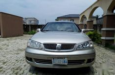 Sell used gold 2005 Nissan Sunny at mileage 120,000