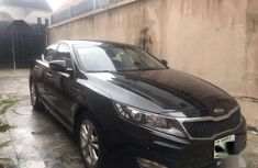 Selling 2012 Kia Optima sedan at mileage 95,000