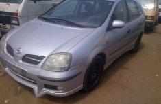 Sell grey 2004 Nissan Almera manual at cheap price