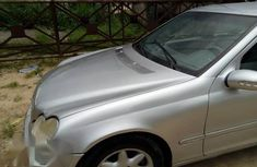 Mercedes Benz C240 2003 Silver color for sale