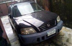Need to sell cheap used blue 1999 Honda CR-V suv