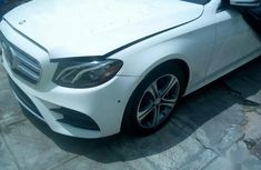 Sell authentic used 2017 Mercedes-Benz E300 in Lagos