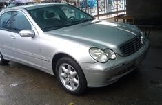 Need to sell super clean grey/silver 2004 Mercedes-Benz C320