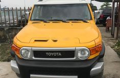 Well maintained 2008 Toyota FJ CRUISER suv / crossover automatic for sale in Lagos