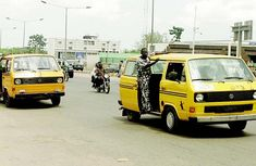 Security alert! Check out the most dangerous roads in Lagos