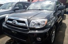 Sell grey 2007 Toyota 4-Runner suv automatic at price ₦4,300,000