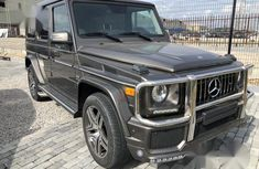 Authenticused 2013 Mercedes-Benz G-Class for sale at price ₦50,000,000