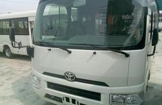 Need to sell cheap used 2018 Toyota Coaster at mileage 51,000 in Lagos