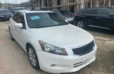 Sell authentic used 2008 Honda Accord in Lagos